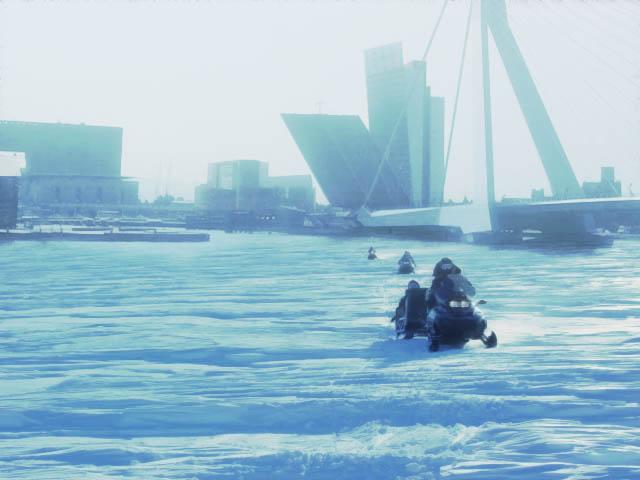 Gemeente Rotterdam-Climate change