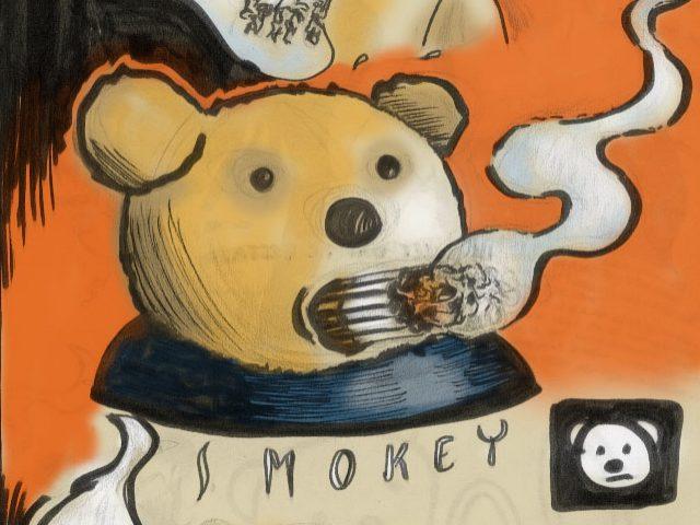 Smokey da bear