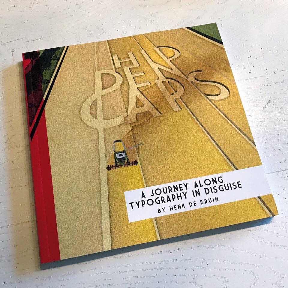 Hidden Caps book