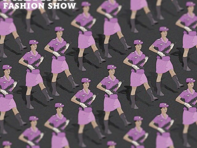 And One, Militairy Fashion Show
