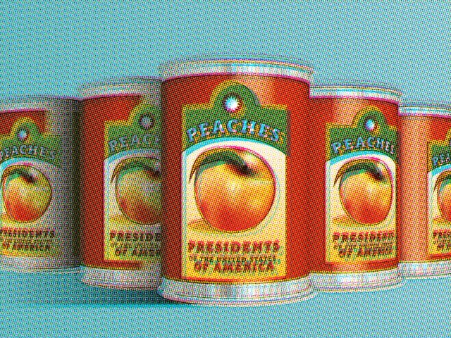 Peaches, Presidents of the USA